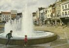 CPSM De TOURCOING (59200) : Grand'Place. - Tourcoing