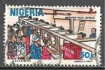 1 W Valeur Oblitérée, Used - NIGERIA - Modern Box Office - N° 803-35 - Nigeria (1961-...)