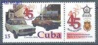 Cuba Mi Zf 4609 - Cars - Polizia – Gendarmeria