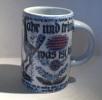 Chope à Coq° - Rooster Mug - Hanenkruik - Hahn Mug - CO052 - Non Classés