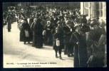 CPA. SUISSE. GUERRE 1914-1915. Le Passage Des évacués Français à Genève. A Chacun Un Cadeau. - Guerra 1914-18