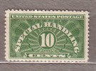 USA  1928 Scott QE1 Michel 13 MNH(**) #10809 - Colis