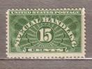USA  1928 Scott QE2 Michel 14 MNH(**) #10817 - Colis