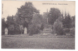 18739 Benoite Vaux Place Du Calvaire . éd JB Boulanger - Christ - France