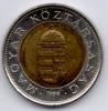 UNGHERIA 100 FORINT 1998 BIMETALLICA - Ungheria