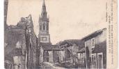 18741 BEAUZEE SUR AIRE (meuse France). Ruines. Une Rue Dévastée. La Grande Guerre 1914-17.Photo Express - Guerre 1914-18