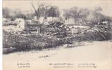 18743 AUZECOURT  (meuse France) RUINES DU VILLAGE  LCH Paris Guerre 1914- 1917. - Guerre 1914-18