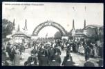 CPA. VIII E. EXPOSITION SUISSE D´AGRICULTURE A LAUSANNE, Du 10 Au 19 Septembre 1910. ... Cortège D´inauguration. - Expositions