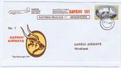 South West Africa: First Flight Katima Mulilo - Windhoek 1978 Caprivi Airways - Africa Del Sud-Ovest (1923-1990)