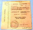 == CSR  Stvrzenka  Horni Wiksten 1933 - Cecoslovacchia