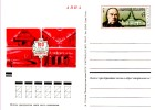 Russia / USSR / CCCP 1973 Postal Card, Centenary Birth Of Architect A.V.Shchusev - Monuments