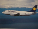 133  LUFTHANSA AIRLINES AVION   POSTCARD   OTHERS SIMILAR IN MY STORE - 1946-....: Moderne
