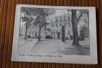 GRAVURE BUILDING COLLEGE OF WILLIAM MARY SIGNé UNIVERSITY IN WILLIAMSBURG VIRGINIA ETATS UNIS AMERIQUE UNITED STATES USA - Prints & Engravings