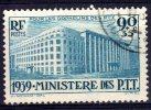 FRANCE .T IMBRE N° 424 . EN OBLITERE . PRIX COTE .22 EURO .... PRIX VENDU .1 EURO . - Used Stamps