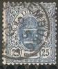 Luxembourg Gestempeld Prifix Nr.32 Voor Tanding Zie Scan - 1859-1880 Armoiries