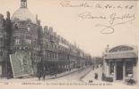 62 - Berck Plage - Le Grand Hôtel De La Terrasse Et L'avenue De La Gare - Editeur: ND Phot N° 132 - Berck