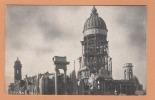 1906 Earthquake San Francisco California Tremblement Terre ( City Hall ) Postcard Catastrophe Carte Postale CPA - Histoire