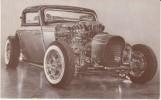 1932 3-Window Coupe Race Car,  Arcade Type Card - Car Racing - F1