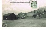 MONT-VENTOUX - L´Observatoire- Ecurie Et Route D´accés à La Terrasse D´Observatoire- Cpa  écrite 1905 - Astronomie