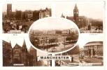 1881/A - MANCHESTER (INGHILTERRA) - Vedutine - Manchester