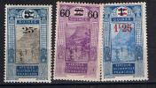 GUINEE 1922 27 GUE A KITIM 67 SURCHARGE 81 100 102 MNH - Guinée Française (1892-1944)