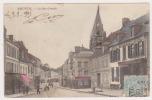 CPA OISE 60   BRETEUIL   La Rue Grande - Breteuil