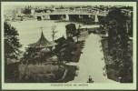 """Rochester Bridge And Gardens"". - Rochester"