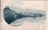 """Zug 1899 + Cachet """"Kurausanstalt Schönfels Zugerberg"""" (450) - ZG Zoug"""