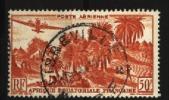 AEF AFRIQUE PA N° 50 Oblitéré Cote 0,75€ Au Quart De Cote