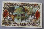 1921 GROSSFLOTTBAK 10 PFENNING   Banknoten DEUTSCHE GERMANY ALLEMAGNE BILLET  DE BANQUE Banconota  BANK - [ 3] 1918-1933: Weimarrepubliek