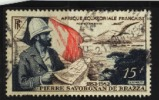 AEF AFRIQUE PA N° 55 Oblitéré Cote 1,00€ Au Quart De Cote