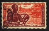 AEF AFRIQUE PA N° 60 Oblitéré Cote 2,70€ Au Quart De Cote