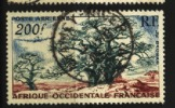 AOF AFRIQUE PA N° 20 Oblitéré Cote 3,00€ Au Quart De Cote