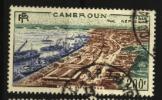 CAMEROUN  PA N° 48 Oblitéré Cote 2,60€ Au Quart De Cote