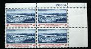 USA 1960 FIRST AUTOMATED POST OFFICE  BLOCK MNH** - Blocchi & Foglietti