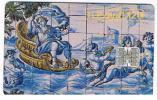 PORTOGALLO (PORTUGAL) -  TLP  (CHIP) -1994 MUSEU NACIONAL DO AZULEJO  - USED -  RIF. 4203 - Portogallo