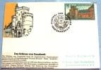 == Belgien Karte  1987 - Ganzsachen