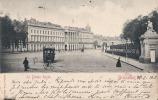 BRUXELLES Le Palais Royal -  Précurseur Timbré - TB 1902 - Monuments
