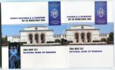 Roumanie Romania Rumänien Set 2004 UNC # 1 - Roumanie