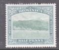 Dominica 25   Fault  * - Dominica (...-1978)