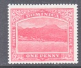 Dominica 51   *   Wmk 3  Multi CA - Dominica (...-1978)