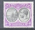 Dominica 66   *   Wmk 4  Script CA - Dominica (...-1978)