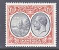Dominica 69   **  Wmk 4  Script CA - Dominica (...-1978)