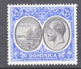 Dominica 72   *  Wmk 4  Script CA - Dominica (...-1978)