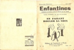 Enfantines-ecole De Job (puy De Dome) 1946-63 - 0-6 Years Old