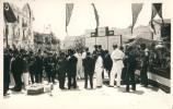 CPA - Bizerte - Pose De La Première Pierre Du Dispensaire - CARTE PHOTO - Tunisia