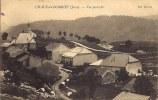 39 - CHAUX-DU-DOMBIEF - Jura - Vue Partielle - Frankrijk