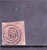 DANEMARK - YVERT N°2 OBLITERE - COTE = 60 EUROS - 1851-63 (Frederik VII)