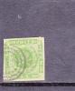 DANEMARK - YVERT N°5 OBLITERE - COTE = 120 EUROS - 1851-63 (Frederik VII)