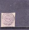 DANEMARK - YVERT N°6 OBLITERE - COTE = 275 EUROS - 1851-63 (Frederik VII)